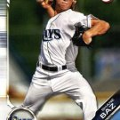 2019 Bowman Prospects BP117 - Shane Baz, Tampa Bay Rays