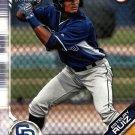 2019 Bowman Prospects BP89 - Esteury Ruiz, San Diego Padres