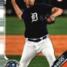 2019 Bowman Prospects BP78 - Alex Faedo, Detroit Tigers