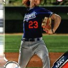 2019 Bowman Prospects BP80 - Dustin May, Los Angeles Dodgers