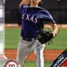 2019 Bowman Prospects BP75 - Cole Winn, Texas Rangers