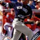 2019 Bowman Prospects BP74 - Estevan Florial, New York Yankees