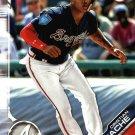 2019 Bowman Prospects BP62 - Cristian Pache, Atlanta Braves