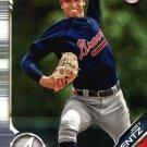 2019 Bowman Prospects BP57 - Joey Wentz, Atlanta Braves