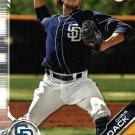 2019 Bowman Prospects BP55 - Chris Paddack, San Diego Padres