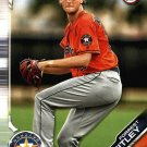 2019 Bowman Prospects BP52 - Forrest Whitley, Houston Astros