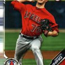 2019 Bowman Prospects BP48 - Griffin Canning, Los Angeles Angels