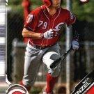 2019 Bowman Prospects BP43 - Nick Senzel, Cincinnati Reds