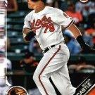 2019 Bowman Prospects BP41 - Ryan Mountcastle, Baltimore Orioles