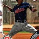 2019 Bowman Prospects BP40 - Triston McKenzie, Cleveland Indians