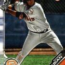 2019 Bowman Prospects BP38 - Sandro Fabian, San Francisco Giants