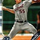 2019 Bowman Prospects BP26 - Beau Burrows, Detroit Tigers