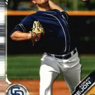 2019 Bowman Prospects BP10 - Adrian Morejon, San Diego Padres