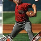 2019 Bowman Prospects BP9 - Taylor Widener, Arizona Diamondbacks