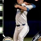 2019 Bowman Prospects Camo BP110 - Brady Singer, Kansas City Royals