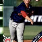 2019 Bowman Prospects Camo BP15 - Ethan Hankins, Cleveland Indians