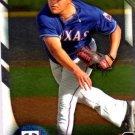2016 Bowman Chrome Prospects BCP247 - Luis Ortiz, Texas Rangers