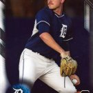 2016 Bowman Chrome Prospects BCP235 - Tyler Alexander, Detroit Tigers