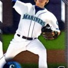 2016 Bowman Chrome Prospects BCP234 - Andrew Moore, Seattle Mariners