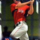 2016 Bowman Chrome Prospects BCP229 - Sam Travis, Boston Red Sox