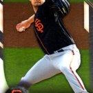 2016 Bowman Chrome Prospects BCP211 - Tyler Beede, San Francisco Giants