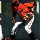 2016 Bowman Chrome Prospects BCP206 - Jalen Miller, San Francisco Giants