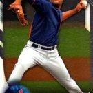 2016 Bowman Chrome Prospects BCP196 - Juan Hillman, Cleveland Indians