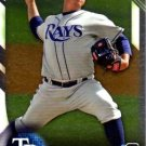 2016 Bowman Chrome Prospects BCP193 - Jaime Schultz, Tampa Bay Rays