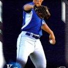 2016 Bowman Chrome Prospects BCP184 - Anderson Miller, Kansas City Royals