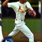 2016 Bowman Chrome Prospects BCP183 - Raffy Ozuna, St. Louis Cardinals