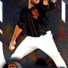 2016 Bowman Chrome Prospects BCP181 - Clayton Blackburn, San Francisco Giants