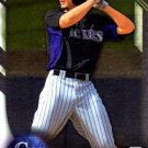 2016 Bowman Chrome Prospects BCP179 - Forrest Wall, Colorado Rockies