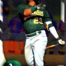 2016 Bowman Chrome Prospects BCP160 - Franklin Barreto, Oakland Athletics (A's)