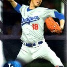 2016 Bowman Chrome Prospects BCP142 - Kenta Maeda, Los Angeles Dodgers
