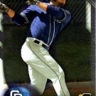 2016 Bowman Chrome Prospects BCP128 - Fernando Perez, San Diego Padres