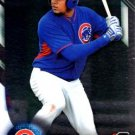 2016 Bowman Chrome Prospects BCP127 - Jeimer Candelario, Chicago Cubs