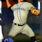 2016 Bowman Chrome Prospects BCP121 - Jeff Hoffman, Colorado Rockies
