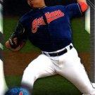 2016 Bowman Chrome Prospects BCP120 - Justus Sheffield, Cleveland Indians
