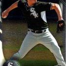 2016 Bowman Chrome Prospects BCP117 - Tyler Danish, Chicago White Sox