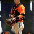 2016 Bowman Chrome Prospects BCP114 - Chance Sisco, Baltimore Orioles