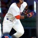 2016 Bowman Chrome Prospects BCP109 - Rafael Devers, Boston Red Sox