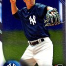 2016 Bowman Chrome Prospects BCP106 - Tyler Wade, New York Yankees