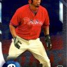 2016 Bowman Chrome Prospects BCP105 - Nick Williams, Philadelphia Phillies