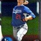 2016 Bowman Chrome Prospects BCP104 - Grant Holmes, Los Angeles Dodgers
