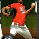 2016 Bowman Chrome Prospects BCP99 - Amir Garrett, Cincinnati Reds