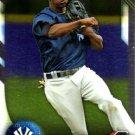 2016 Bowman Chrome Prospects BCP94 - Jorge Mateo, New York Yankees