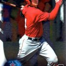 2016 Bowman Chrome Prospects BCP80 - Taylor Ward, Los Angeles Angels