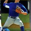 2016 Bowman Chrome Prospects BCP75 - Ashe Russell, Kansas City Royals