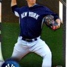 2016 Bowman Chrome Prospects BCP71 - James Kaprielian, New York Yankees