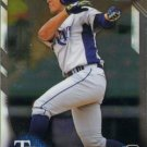 2016 Bowman Chrome Prospects BCP68 - Garrett Whitley, Tampa Bay Rays